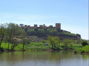 Vistas del castillo. / Foto: andaluciaturismo.org