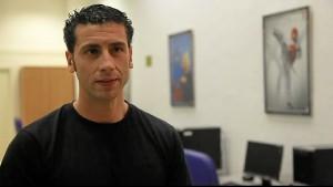 Jesús Rivilla intervino en el documental 'Super Train Me'.