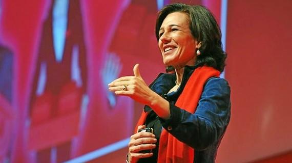 Ana Botín toma las riendas del Santander con el propósito de seguir la trayectoria de su padre