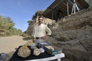 Yacimiento de Pleistoceno Inferior de La Boella (Tarragona).