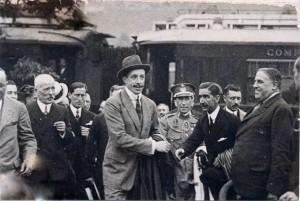 El rey Alfonso XIII dio nombre al camino.