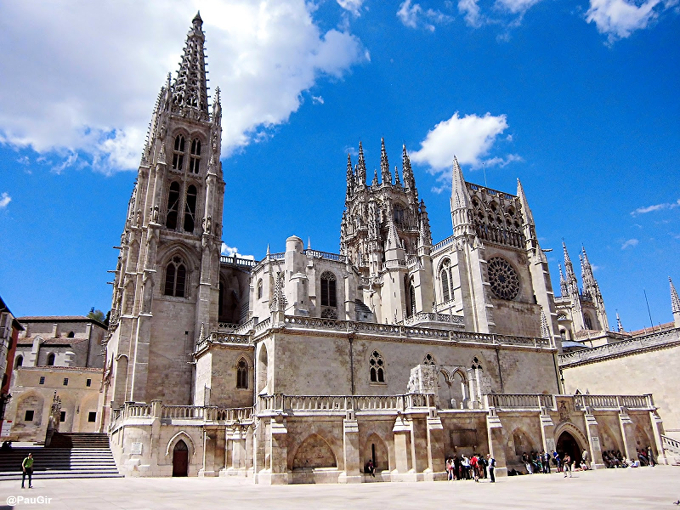 Un concierto conmemorará el 30 aniversario de la Catedral de Burgos como Patrimonio de la Humanidad