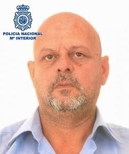 El detenido Adamo Pisapia.