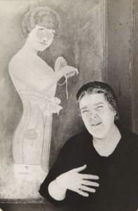 La fotografía de la mujer cordobesa de Cartier Bresson.