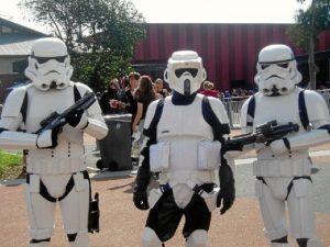 Disfraces de tropas imperiales. / Foto: www.deviantart.com