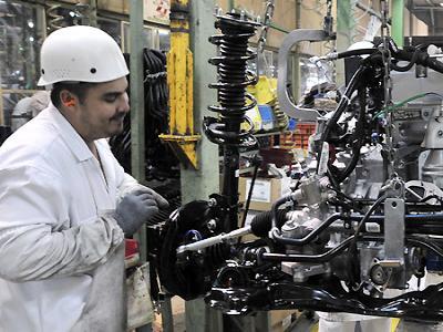 La actividad manufacturera en España marca máximos desde junio de 2007