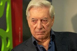 El escritor Mario Vargas Llosa. / Foto: wikipedia.org