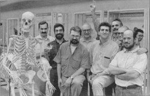 Equipo de Atapuerca, ganadores del Premio Principe de Asturias.