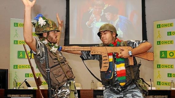 Seis grupos escénicos participan en la VI Muestra de Teatro Infantil y Juvenil ONCE