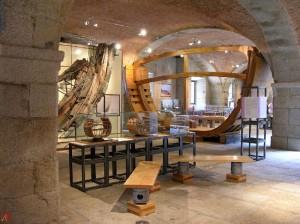 Museo Naval de A Coruña. / Foto: www.turismoindustrial.es