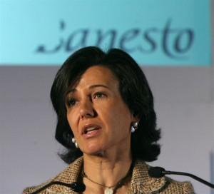 Ana Patricia Botín. / Foto: Europa Press.