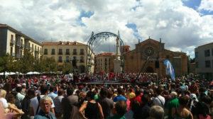 Los escenarios se encuentran repartidos por la ciudad. / Foto: Cir&Co