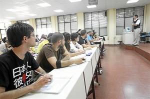 Los estudiantes podrán solicitar sus becas. / Foto: Europa Press / US