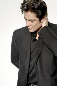 Benicio del Toro.