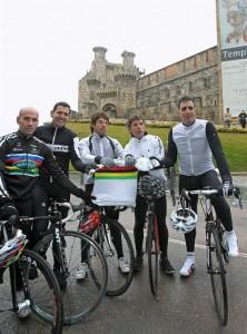 Marcha Ciclista por la Inclusión.
