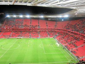 Estadio de San Mamés. / Foto: Europa Press