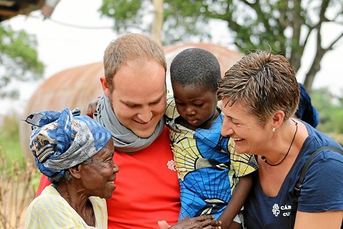 Cáritas ayuda a las personas más necesitadas. / Foto: Cáritas