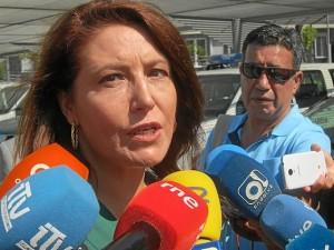 La delegada del Gobierno en Andalucía, Carmen Crespo. / Foto: Europa Press