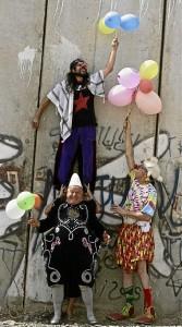 Los clowns viajará a Palestina en el marco de este Fetsival.