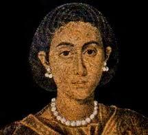 La joven Egeria.