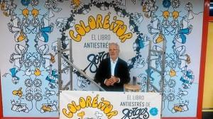 Forges durante la presentación de su nuevo libro. / Foto: Europa Press