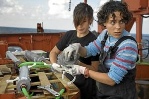 Dos investigadoras del proyecto. / Foto: CSIC