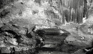 En el entorno de las Cuevas se han encontrado pinturas rupestres. / Foto: www.riosubterraneo.com