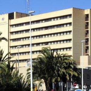 Hospital General Universitario de Elche.