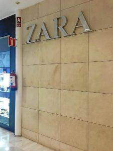 Zara, una empresa del grupo Inditex. / Foto: Europa Press.
