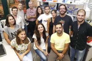 Equipo de investigadores que ha realizado el descubrimiento. / Foto: Europa Press