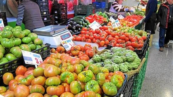 La exportación de frutas y verduras posiciona a España como principal proveedor de Europa