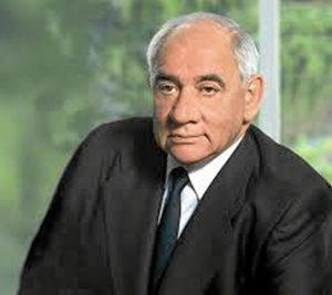 El presidente de El Corte Ingles, Isidoro Álvarez. / Foto: Europa Press