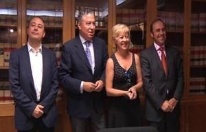 Tomás Burgos se reunió con Carlos Bravo y Carmen López.