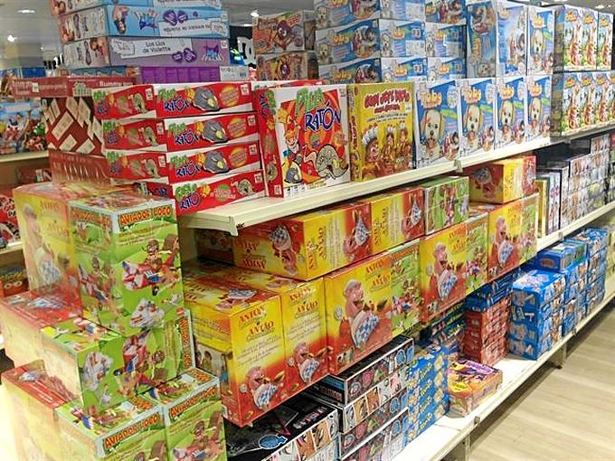 Suben las exportaciones de juguetes. / Foto: Europa Press.