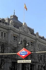 Banco de España. / Foto: Europa Press.