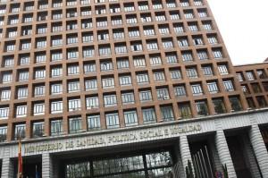 Sede del Ministerio de Sanidad, Política Social e Igualdad.