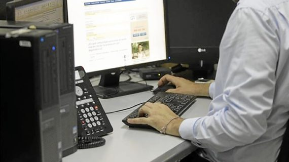 La Guardia Civil detiene a 16 personas por enaltecimiento del terrorismo en redes sociales