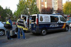 La Policía ha registrado la casa que alquiló el supuesto pederasta en Madrid. / Foto: Europa Press