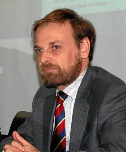 El profesor Francisco J. Tapiador.
