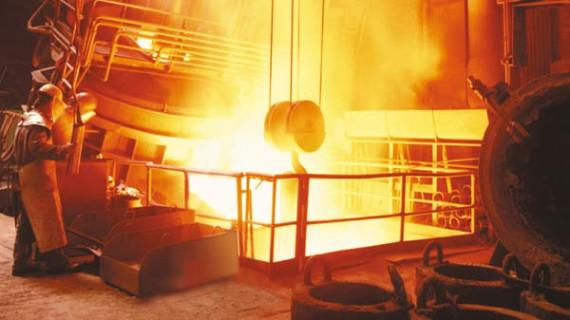La industria siderúrgica española creció un 0,4% en los nueve primeros meses