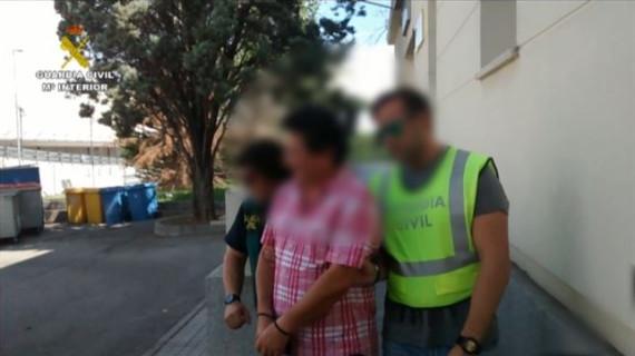 Detenido en Barajas uno de los jefes del Cartel de Sinaloa