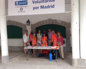 Uno de los stand del Festival We Solidario.
