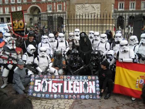 Legión 501-Spanish Garrison.