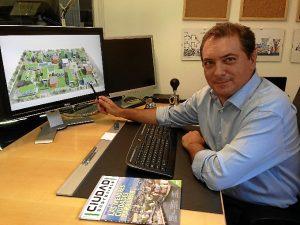 Tomás Vera, director del Foro Iberoamericano de Ciudades.