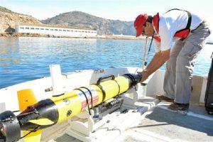 La Universidad trabaja en la creación de una flota de barcos no tripulados.