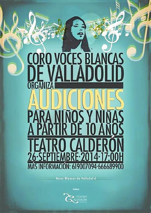 Buscan voces infantiles y juveniles para crear un coro en Valladolid