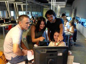 El programa lo realiza desde 2009 la productora de Juan y Medio. Foto: Facebook 'La Tarde aquí y ahora'.