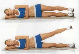 No existe respaldo científico de que los ejercicios que inciden en una zona corporal concreta consiguen pérdida de grasa en dicha zona.
