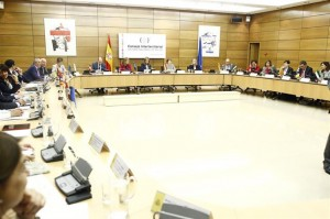 Reunión del Consejo Interterritorial del Sistema Nacional de Salud. / Foto: Europa Press.