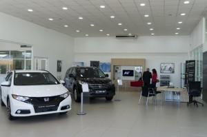 Honda ha abierto un nuevo concesionario en Andalucía. / Foto: Emilio de la Rosa.